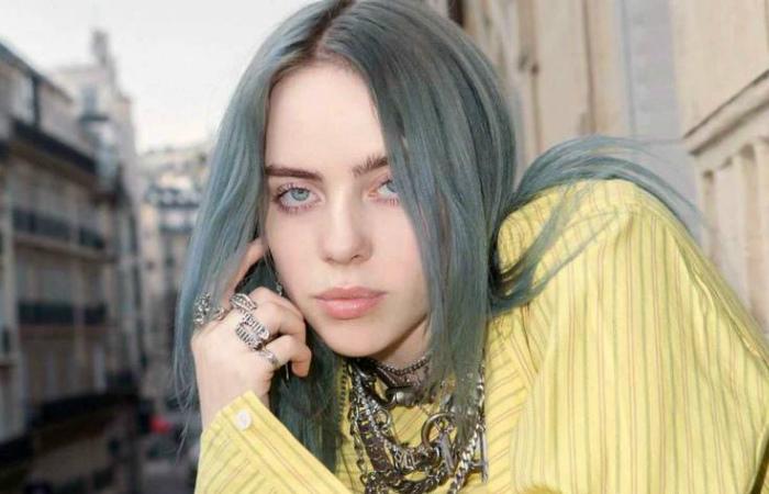 Билли Айлиш выпустила линию устойчивой одежды в H & M