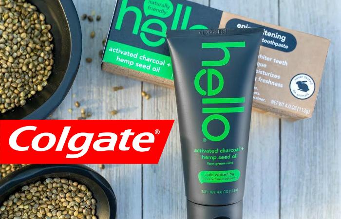Colgate купила веганский бренд ухода за полостью рта Hello
