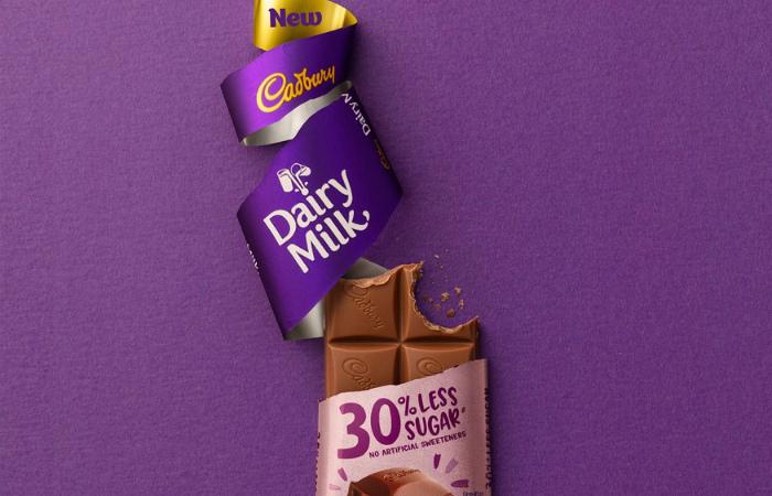 Cadbury выпустит веганскую версию своего молочного шоколада