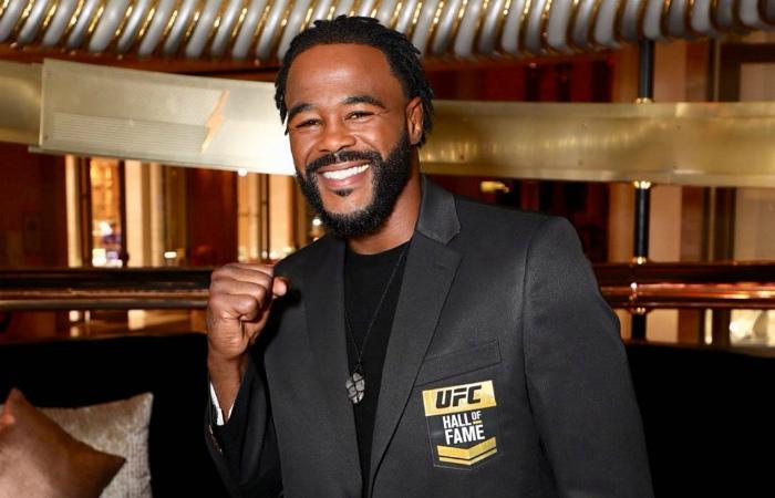 Бывший чемпион UFC Рашад Эванс говорит, что веганское питание «изменило его жизнь»