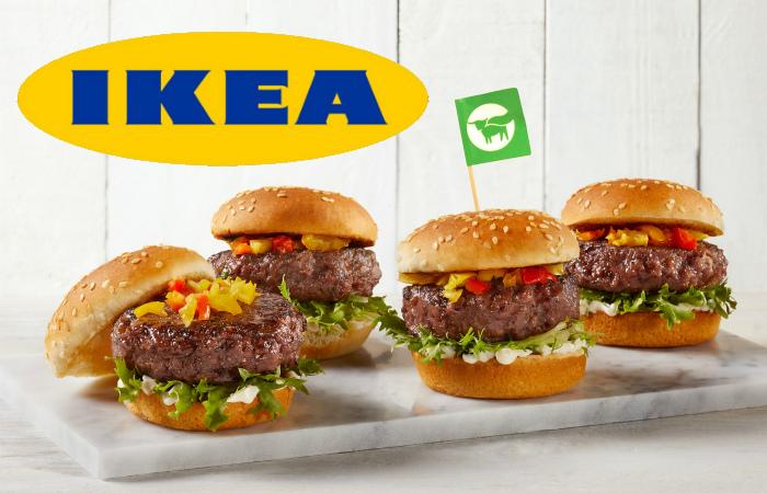 IKEA добавила Beyond Burger в меню в Нидерландах