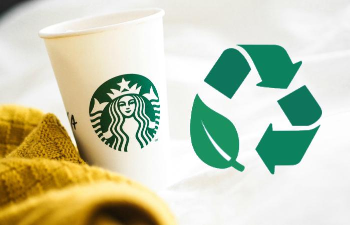 Starbucks наконец выпустила биоразлагаемые бумажные стаканчики