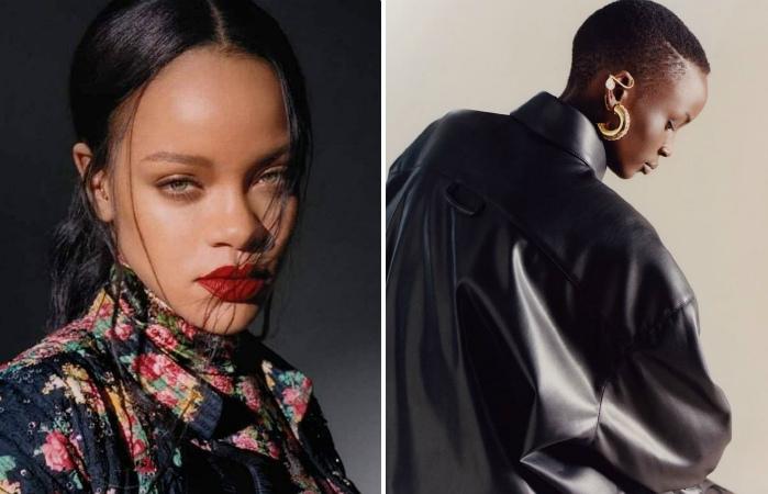 Rihanna выпустила ультра-трендовую капсулу из веганской кожи