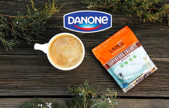 Danone инвестирует 10 миллионов долларов в производителя веганских сливок
