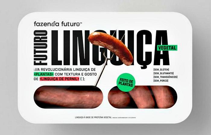 В тысячах супермаркетов по всей Бразилии появились веганские «сосиски будущего»