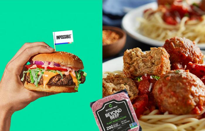 Impossible Foods расширила розничную торговлю на 500%